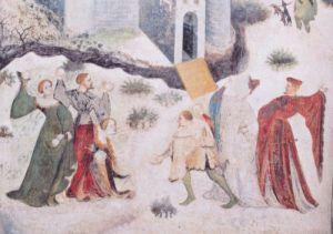 medieval snowballs