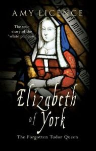 Elizabeth of York book cover
