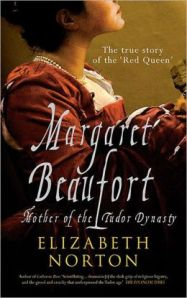 Margaret Beaufort book cover