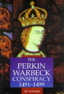 perkin warbeck book cover