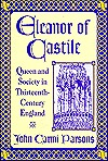 eleanor of castile parsons book cover