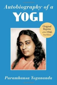 book cover Autobiography Yogi