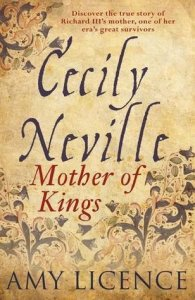 Cecily Neville book cover