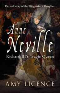 Anne Neville Licence book cover