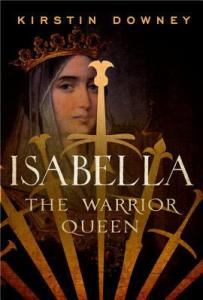 Isabella the Warrior Queen book cover
