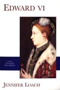 Edward VI book cover