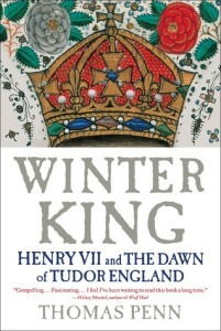 Winter King book cover