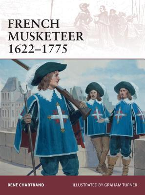 """Book Review: """"French Musketeer 1622-1775"""" by René Chartrand French-musketeers-book-cover"""