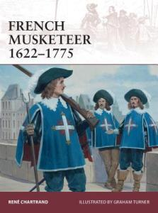 French Musketeers book cover