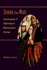 Juana the mad book cover