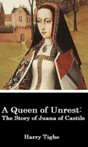 A Queen of Unrest book cover