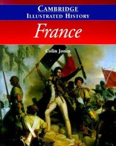 illustrated history of France book cover