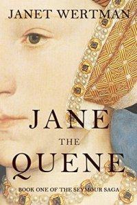 Jane the Queen book cover