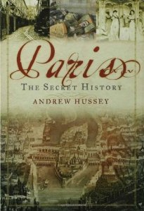Paris the Secret History book cover