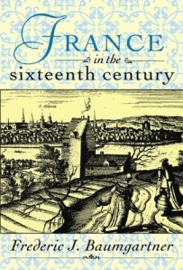 france in the sixteenth century book cover