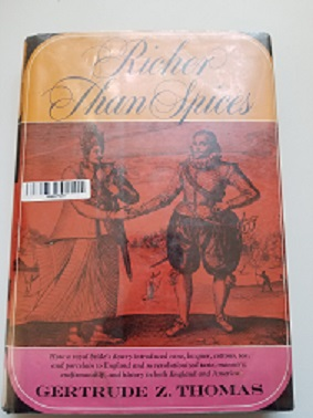 richer than spices book cover